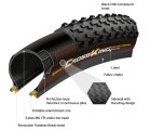 Покрышка Continental Race King ProTection 27.5 x 2.20 черная 4 Race King RaceSport 101467