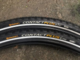 "Покрышка Continental Contact Plus, 28"" 700 x 35C 28 x 1 3/8 x 1 5/8 5 Contact Plus 101005"