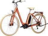 Велосипед Cube Ella Ride Hybrid 500 red´n´grey 5 Ella Ride Hybrid 500 432501-50 Easy Entry