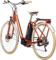 Велосипед Cube Ella Ride Hybrid 500 red´n´grey 6 Ella Ride Hybrid 500 432501-50 Easy Entry
