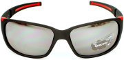 Очки Julbo Montebianco Matt black/red Spectron 4 Brown 6 Montebianco J4151222