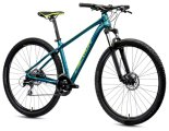"Велосипед Merida Big.Nine 20 29"" teal-blue (lime) 8 Big.Nine 20 6110887254, 6110887265"