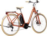 Велосипед Cube Ella Ride Hybrid 500 red´n´grey 8 Ella Ride Hybrid 500 432501-50 Easy Entry