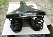 Велосипедное седло Brooks FLYER S SPECIAL black Brooks FLYER S SPECIAL black 005788