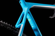 Велосипед Cube CROSS RACE SL blue-green Cube CROSS RACE SL frame 188300-56